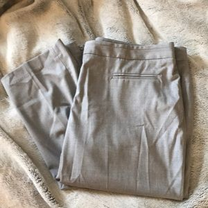 EUC grey trousers